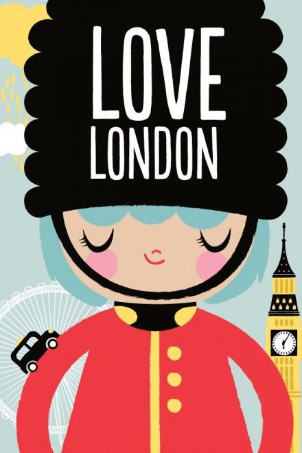 Londres que eu amo!