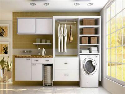 Como organizar sua lavanderia