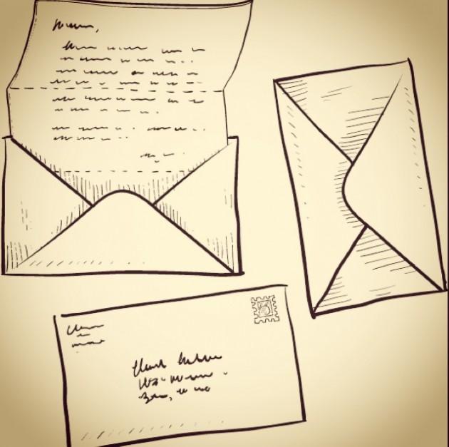 Já pensou em escrever uma carta para os seus filhos?