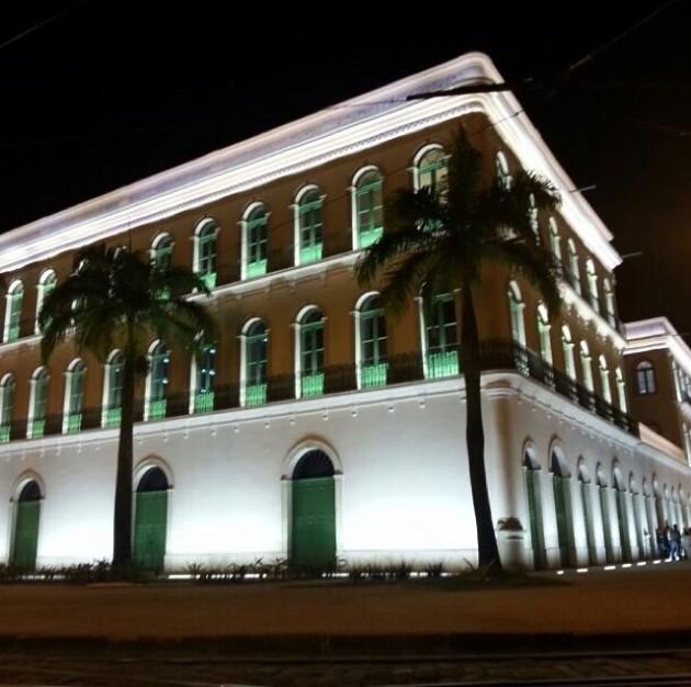 Museu Pelé na cidade de Santos