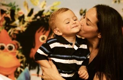 Marcinha: O desfrutar pleno da Maternidade