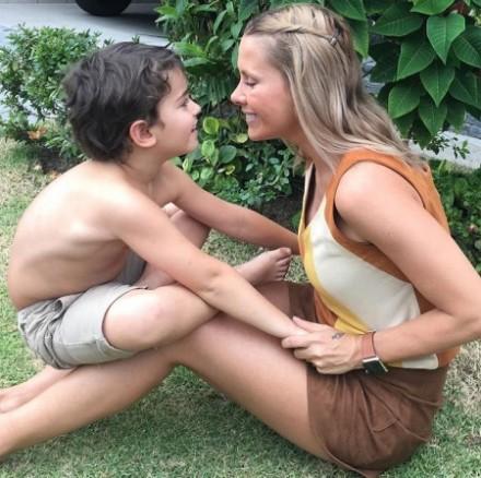 Mônica Salgado fala sobre maternidade com sinceridade!