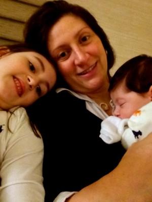 Vanessa Vela: Superação pela família!