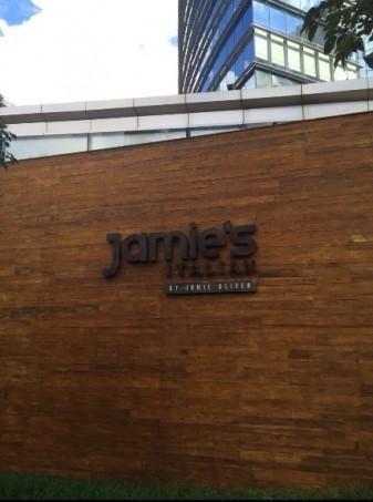 Jamie's Italian em São Paulo