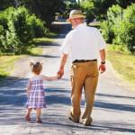 A importância dos avós na vida dos netos
