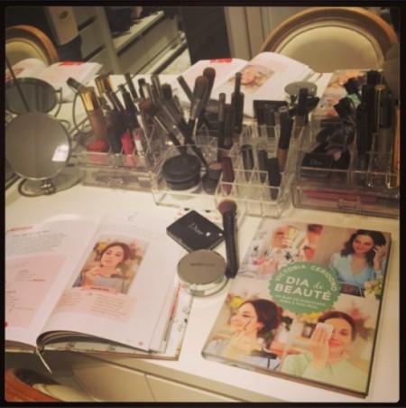 Dia de Beauté – Um guia de maquiagem para a vida real – Vic Ceridono