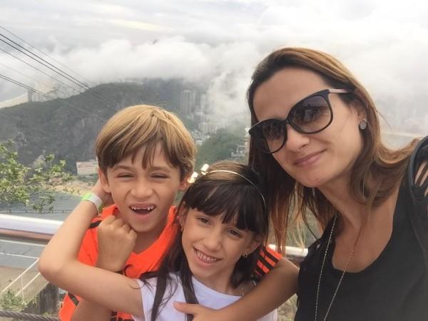 Lidiane Carvalho, coragem de buscar o novo