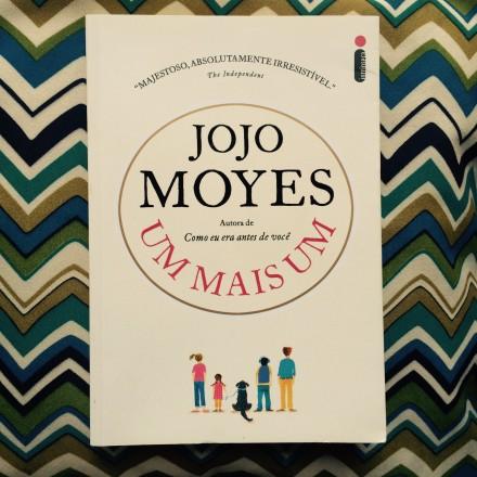 Jojo Moyes – Um mais Um