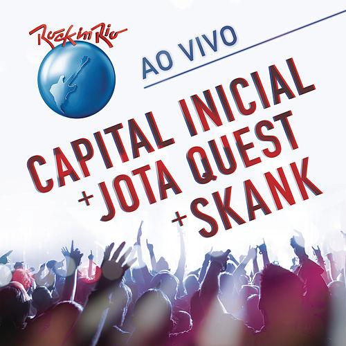 Rock in Rio Capital Inicial + Jota Quest + Skank
