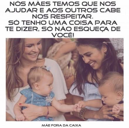 Memória de mãe