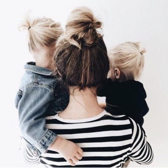 Mães com todos os sentimentos que a maternidade nos traz